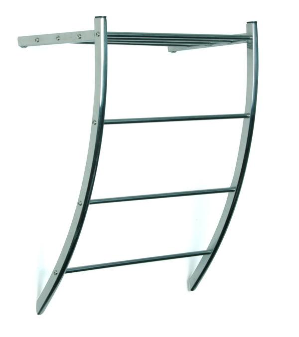 handtuch regal handruchhalter bad handtuchregal badregal ablage handtuchstange ebay. Black Bedroom Furniture Sets. Home Design Ideas