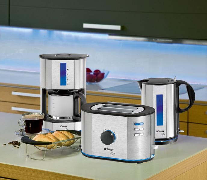 3in1 fr hst cksset toaster kaffeemaschine wasserkocher. Black Bedroom Furniture Sets. Home Design Ideas