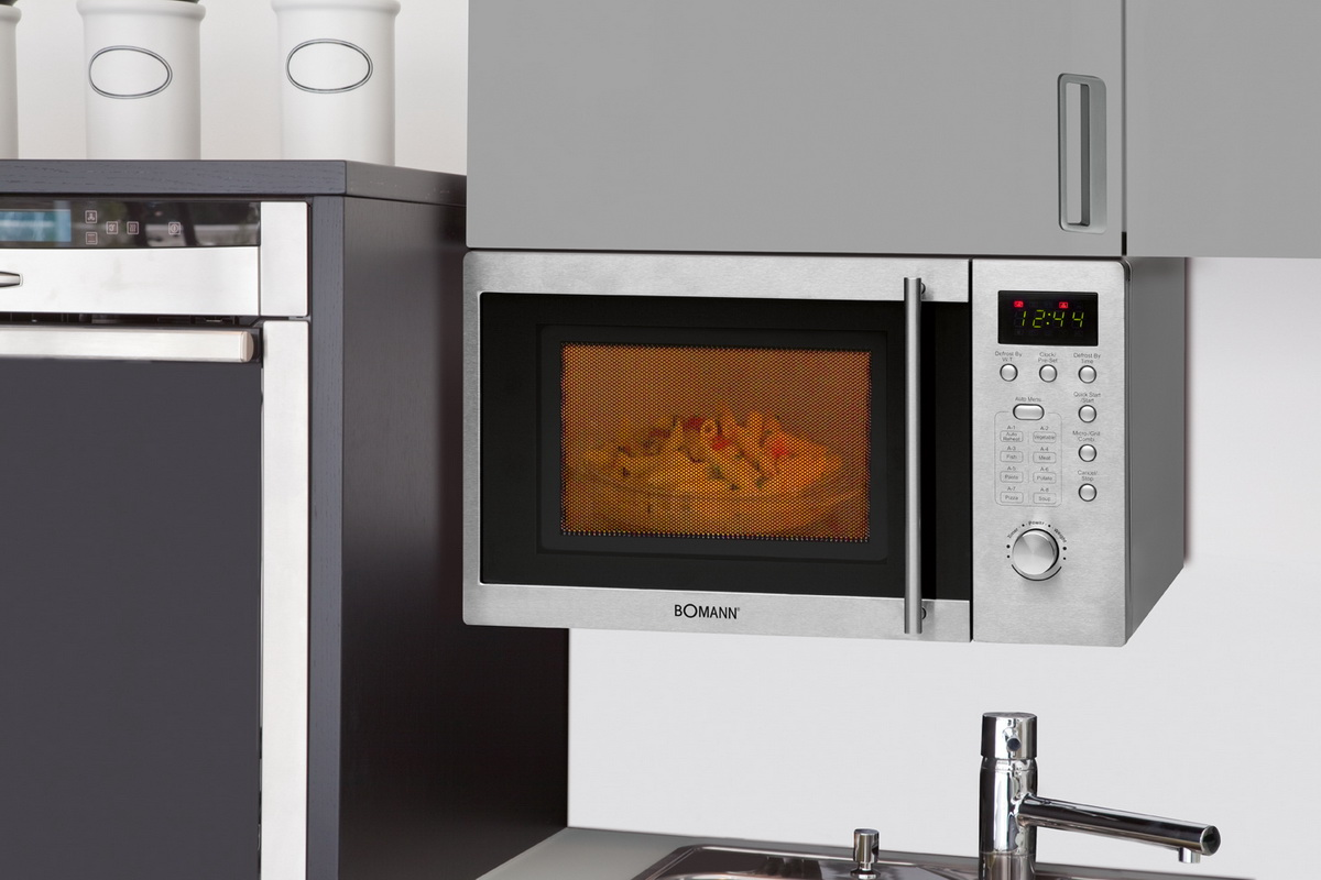 edelstahl unterbau mikrowelle microwelle grill. Black Bedroom Furniture Sets. Home Design Ideas
