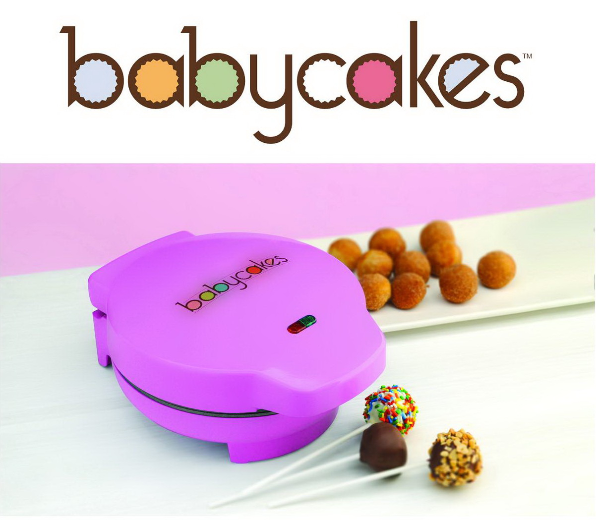 how to make donuts with the babycakes donut maker