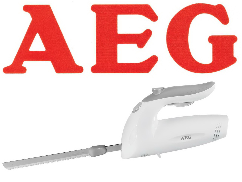 aeg elektromesser em5512 elektro messer elektrisches brotmesser elektrisch neu ebay. Black Bedroom Furniture Sets. Home Design Ideas