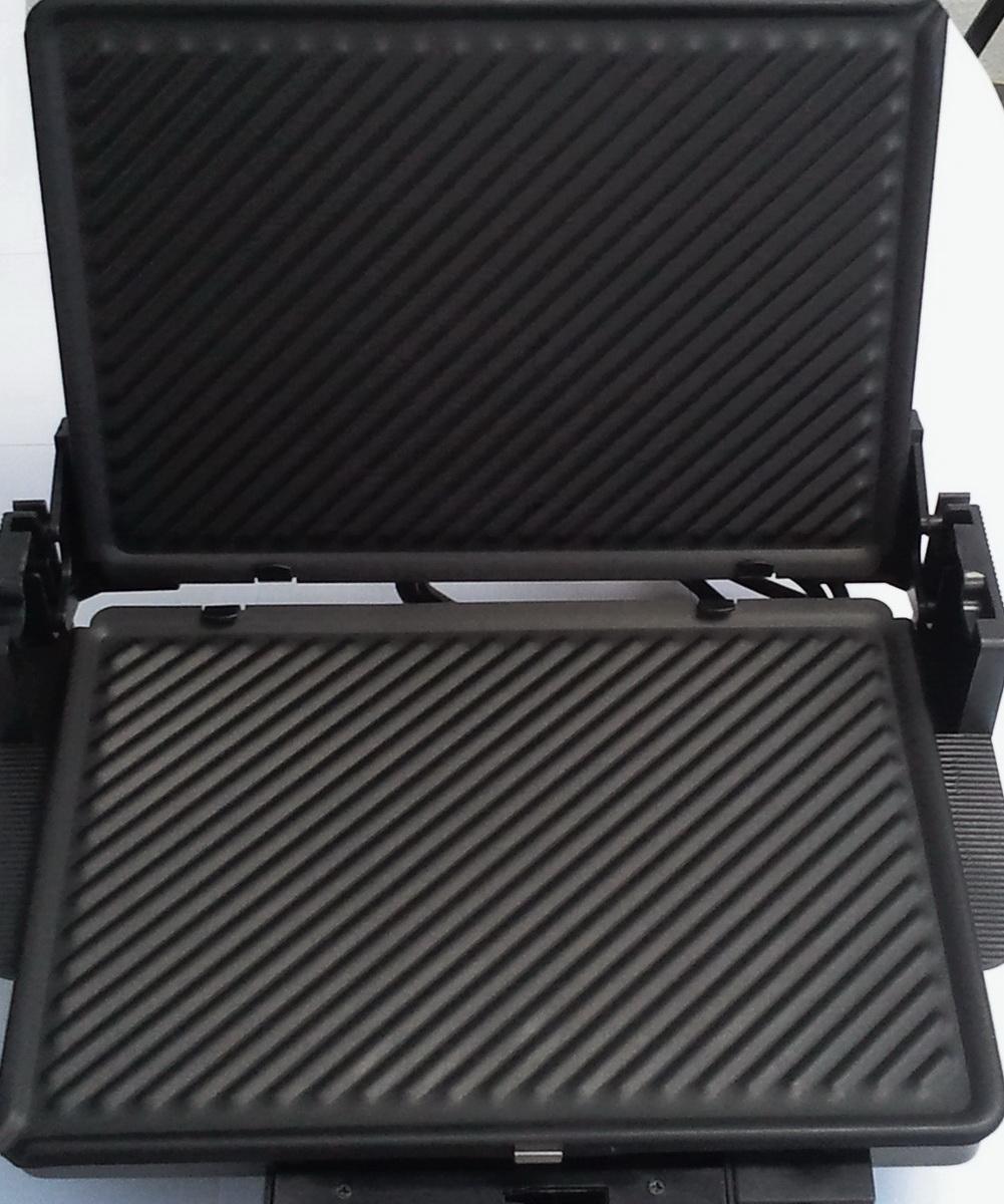 kontakt grill elektrischer kontaktgrill elektrogrill tischgrill elektrisch ovp ebay. Black Bedroom Furniture Sets. Home Design Ideas
