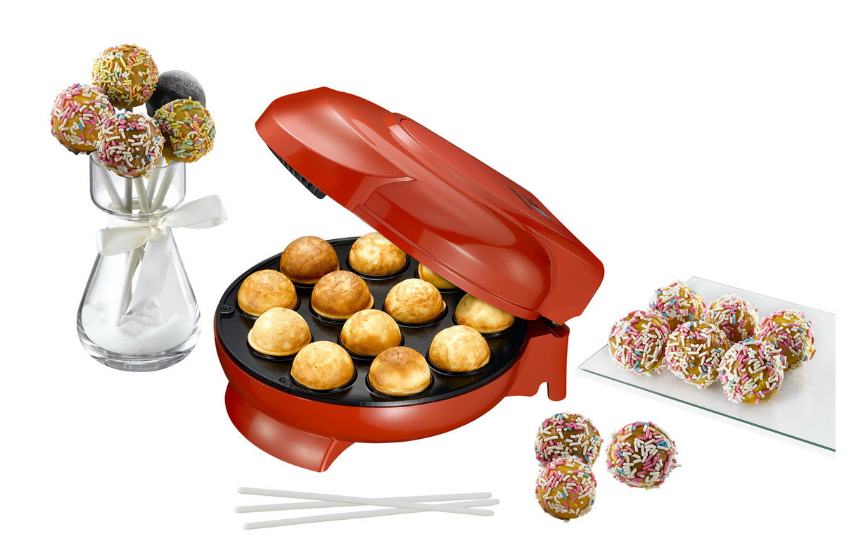 cake pop maker popcake kuchen am stiel rezept cupcake cakepop mini muffins neu ebay. Black Bedroom Furniture Sets. Home Design Ideas