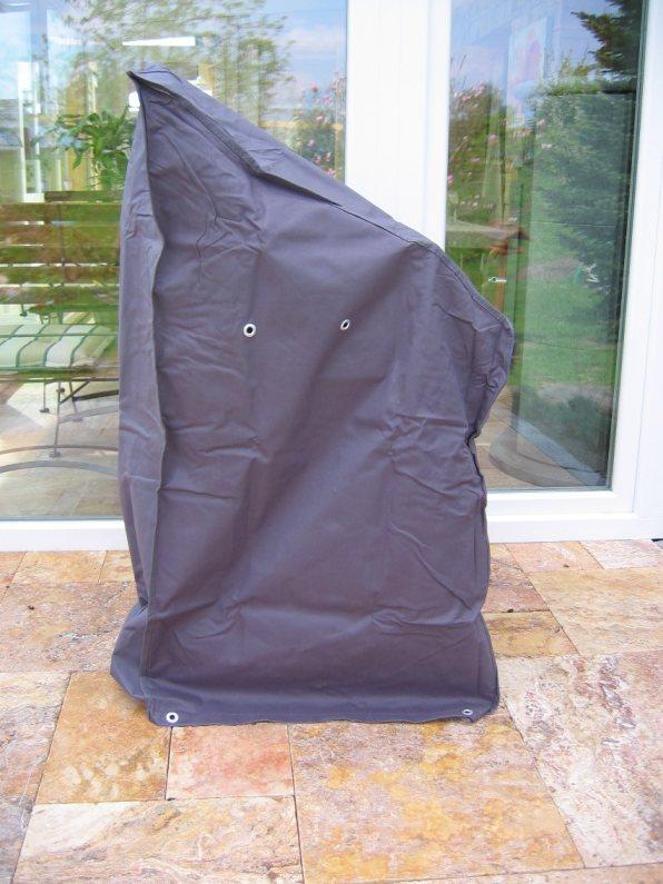 gartenstuhl schutzhaube stapelstuhl schutzh lle abdeckhaube haube regenschutz. Black Bedroom Furniture Sets. Home Design Ideas
