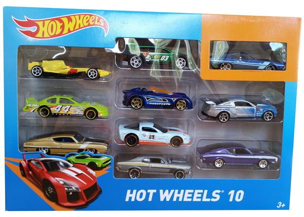 10 spielzeugautos mattel hot wheels auto spielzeug. Black Bedroom Furniture Sets. Home Design Ideas