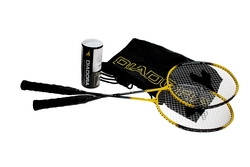 Diadora Badminton-Set Badmintonspiel Spiel TO195