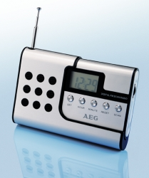 AEG digitales Reise-Radio DRR 4107