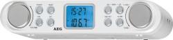 AEG Unterbau-Küchenradio Uhren-Radio KRC 4344