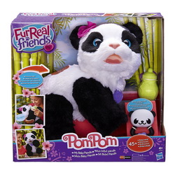 Hasbro Fur Real friends PomPom Panda A7275