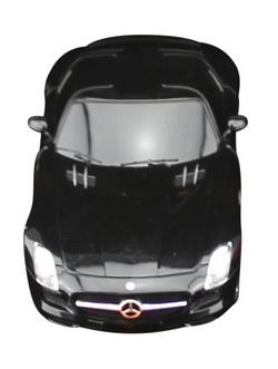 funk ferngesteuertes auto mercedes benz sls amg licht r c. Black Bedroom Furniture Sets. Home Design Ideas